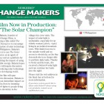 Change Makers - The Solar Champion