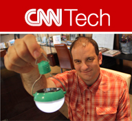 CNN Tech, by Jim Spellman