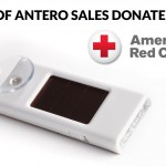 Solar Flashlight Red Cross