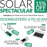 Solar Spectacular 2012 - Ed, Antero, and SunRay Mini