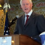 President Clinton - Leaders in Their Fields Luncheon