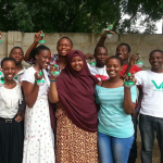 Voice Giving youth entrepreneurs from Dar es Salaam, Tanzania