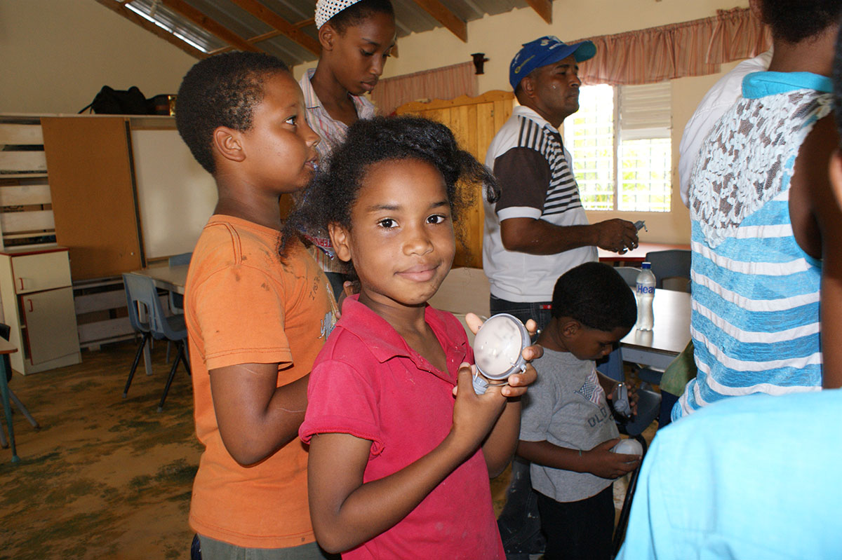 Stop Hunger Now in the Dominican Republic