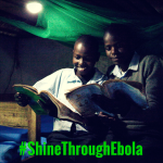 #ShineThroughEbola new
